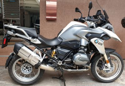 BEST PRICE - BMW R 1200 GS / 9660km !