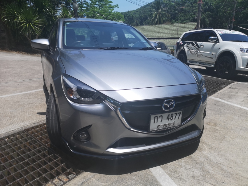 Mazda 2 1.5d top model