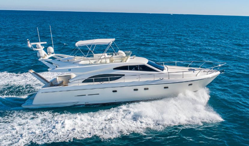 Yacht Partner wanted, Ferretti 53 ft Flybridge,  Pattaya Ocean Marina