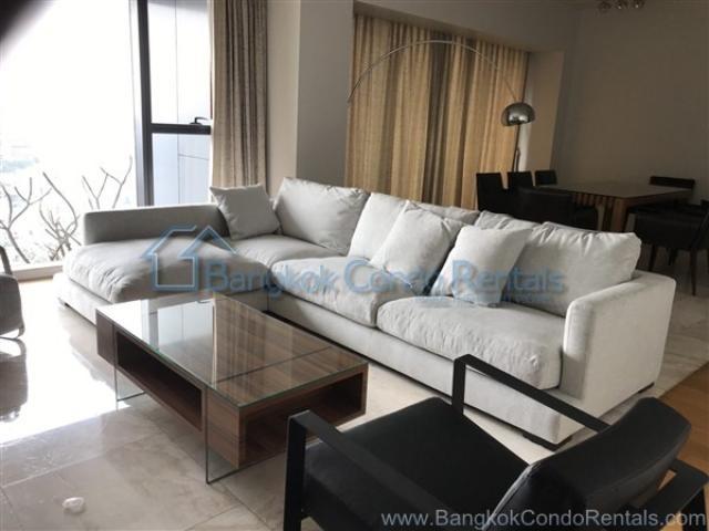 The Met for rent 3 bedrooms 198 sqm BTS Chong Nonsi