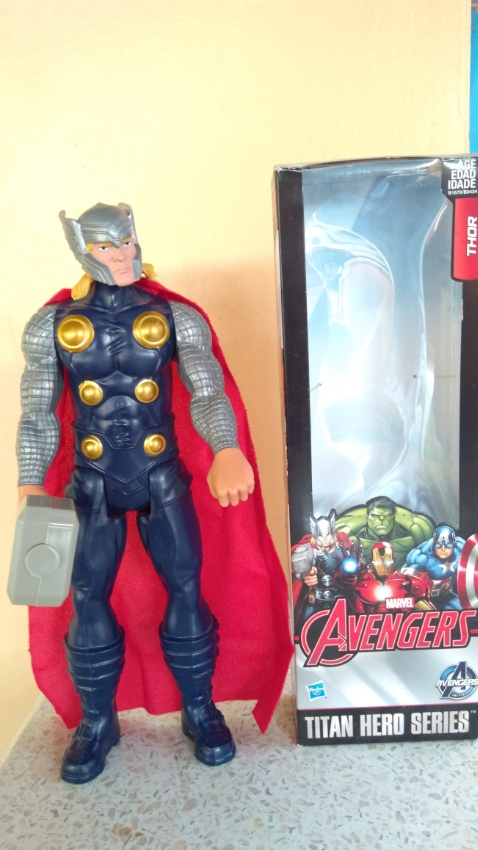 Avengers figure collections