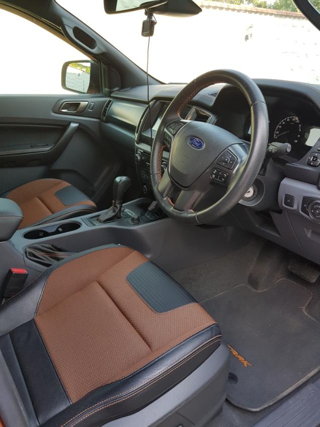 Ford Ranger 3.2 Wildtrak 11.2017 , 6000 km