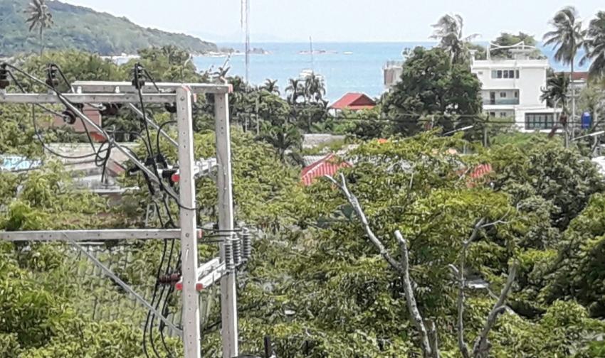 Ocean view condo Rawai close to beach