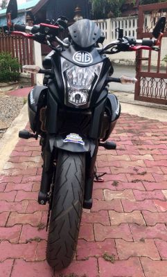Kawasaki ER-6n 2012 (Model year 2013) LOW MILEAGE