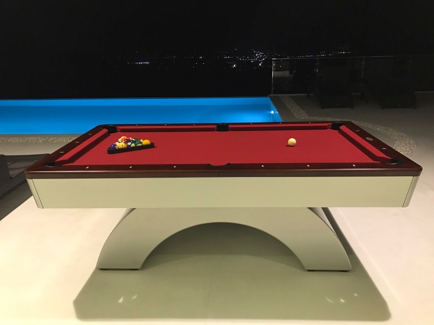 Pool Tables Modern Style