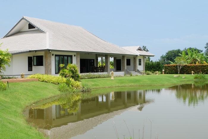 Luxury house with nice panorama in Doi Saket, Chiang Mai