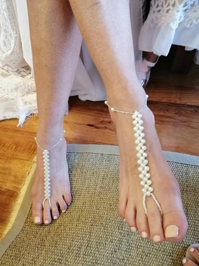 Barefoot Sandals handmade in Phuket Thailand