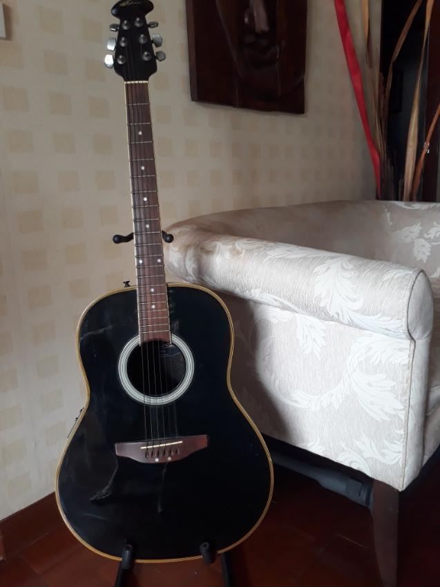 Kaman Guitar By Ovation