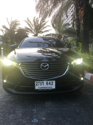 All new Mazda CX3 for rent, only 699 THB per day