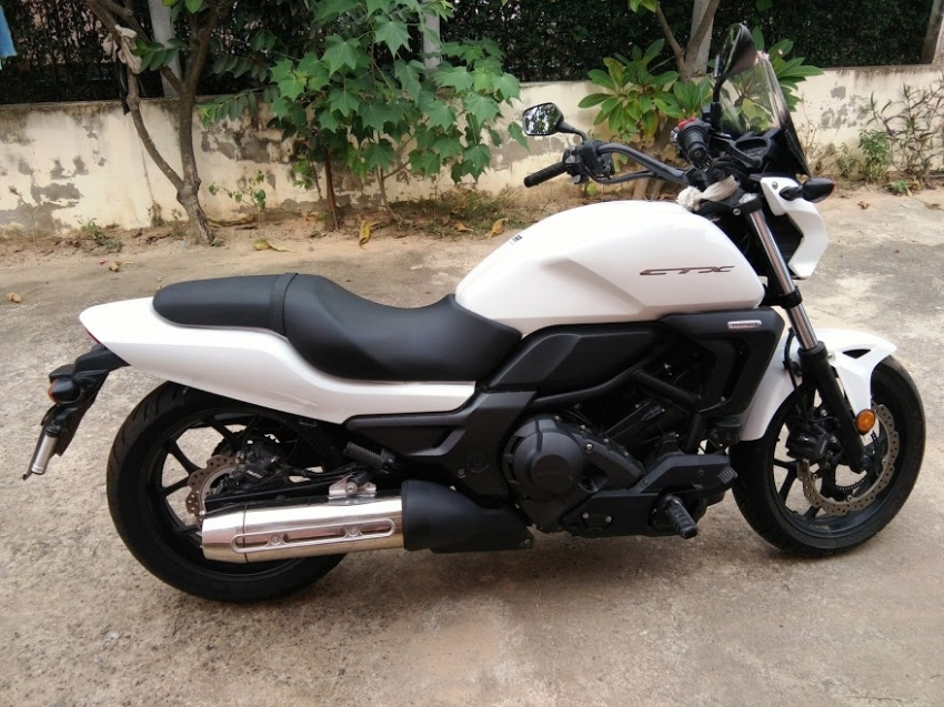 HONDA CTX700ND FOR SALE