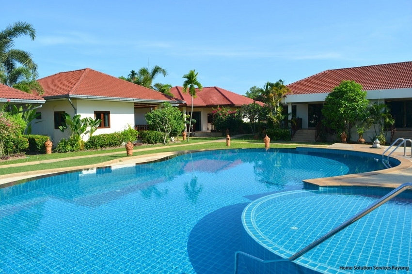 Very attractive 2 bedroom house in Thailand Dream Village, Rayong