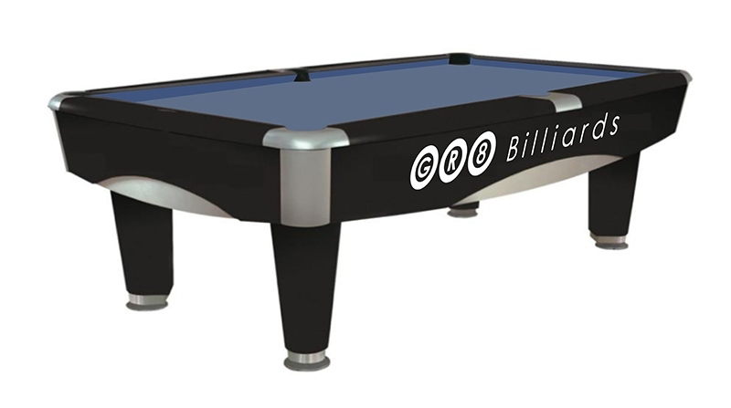 Mustang 7ft Pool Table