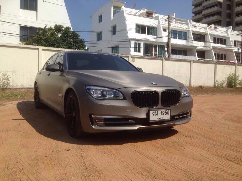 Sale BMW 7 Activehybrid