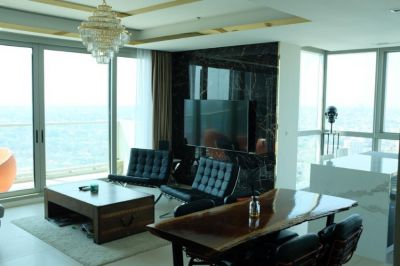 The River condo 2 beds high floor 109 sqm