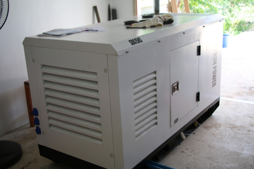 13kW diesel generator for sale with ATS.