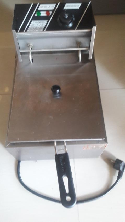 Large capacity single Fryer