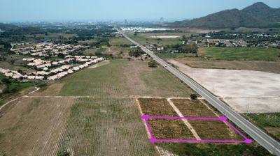 Land 1 rai for sale in Hua hin soi 112