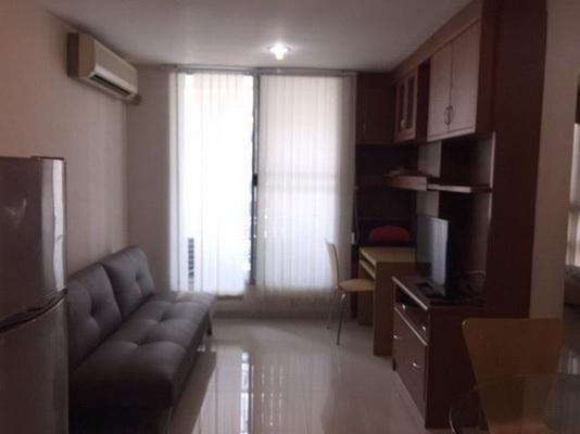 (เช่า) FOR RENT BAAN PATHUMWAN / 2 beds 1 bath / 45 Sqm.**19,000**
