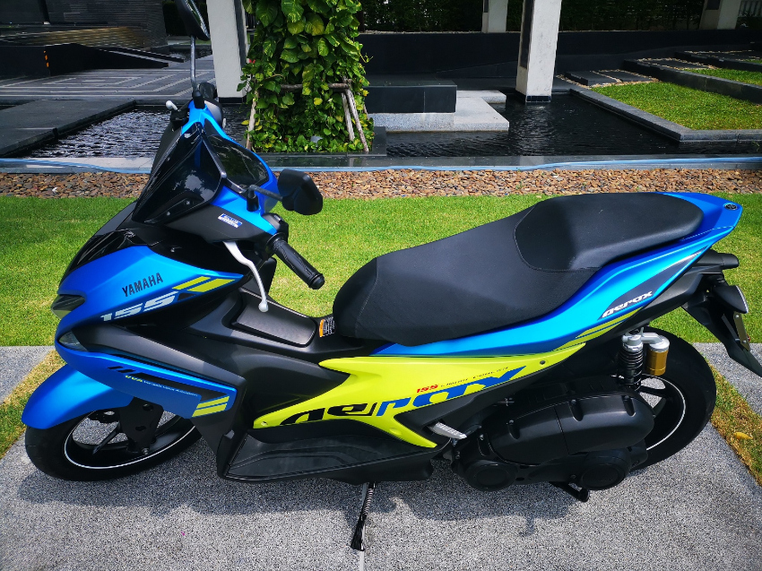 Yamaha Aerox 155cc Motorbike Scooter TOP Condition like new end 2018