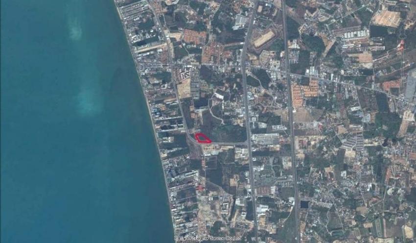 Land for a development in Jomtien