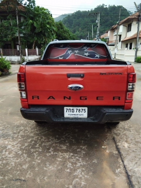 2013 Ford Ranger 3.2 Double Cab Wild-Trak