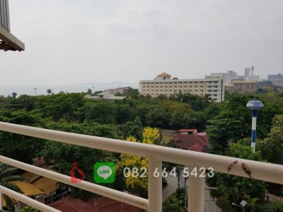 For Sale   Good Value   Studio   Jomtien Beach Condominium