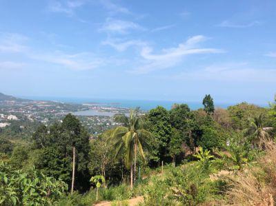 Land for sale in Koh Samui