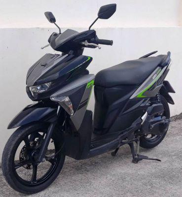 06/2017 Yamaha GT-125 7.xxx km Finance by shop