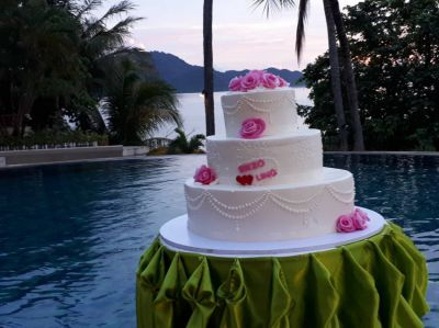 Arrangement services, wedding, event, catering in Phuket, Phang Nga