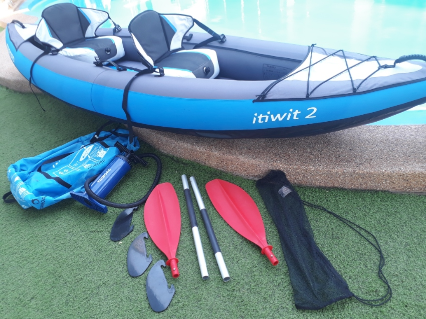 As New 2 person Kayak - High Quality ITIWIT