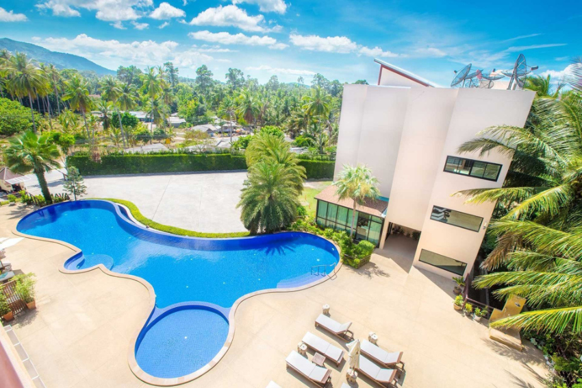 108sqm apartment for sale Avanta condo on Koh Samui
