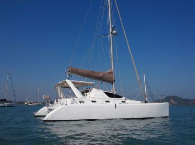 Admiral 38 Catamaran
