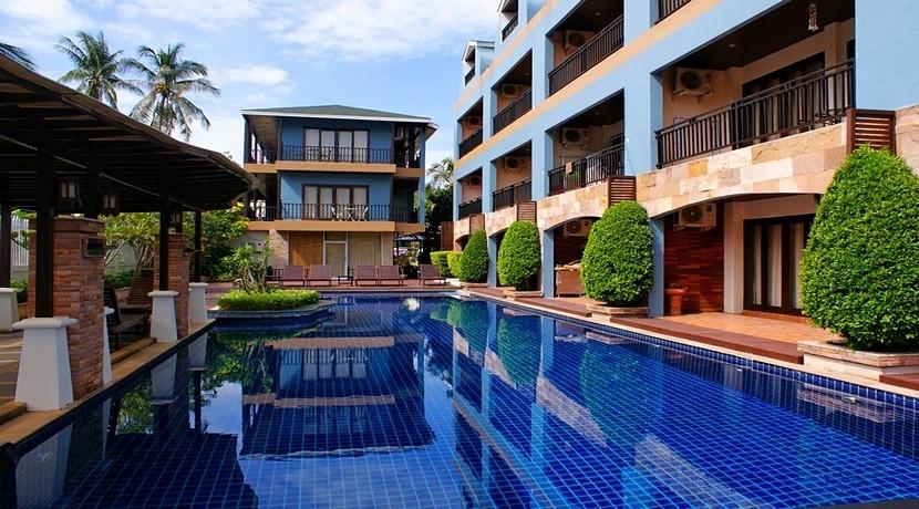 For Sale Studio Chaweng Koh Samui in condo