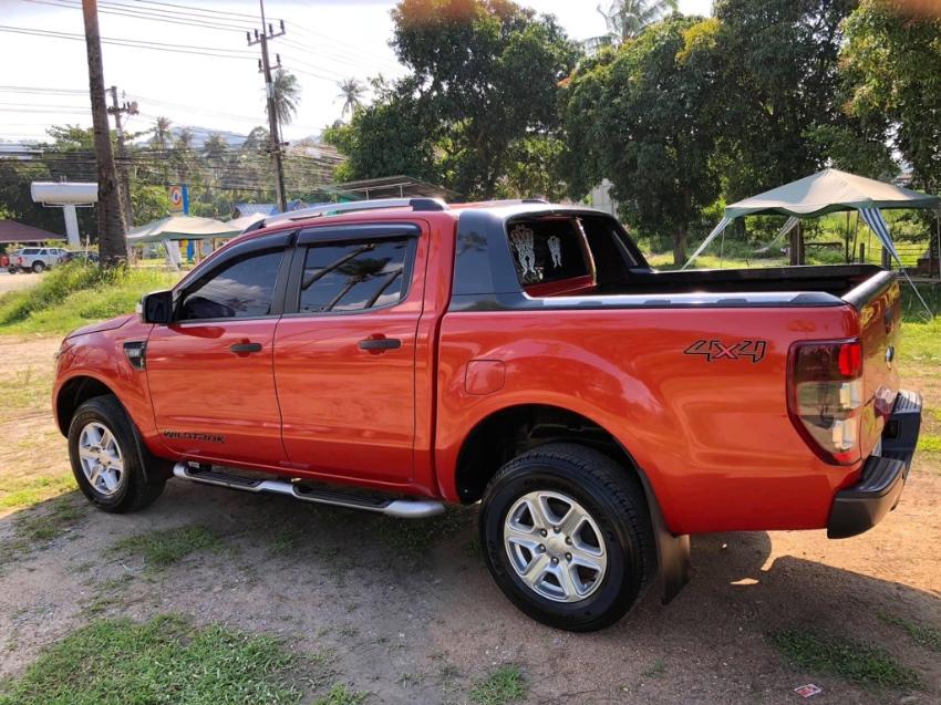 4x4 Ford Ranger Wildtrak 2014
