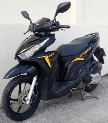 07/2017 Honda Click 125 9.xxx km Finance by shop