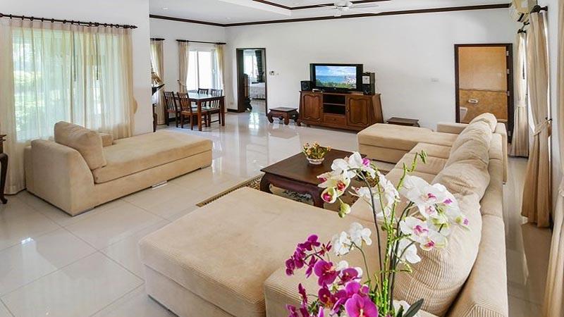 6 Bedroom Family Home On More Than 1 Rai