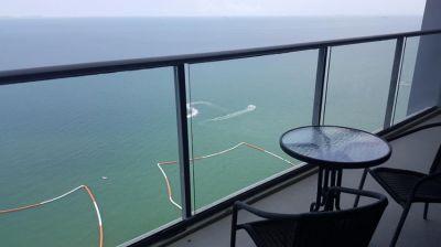 Zire Wongamat 2 bedrooms for Rent Ocean View.