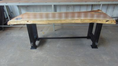 New from Anvil Ironworx  - Desk/Reception table