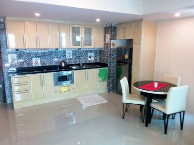 Nicely Presented 59 Sqm, 1 Bed Condo