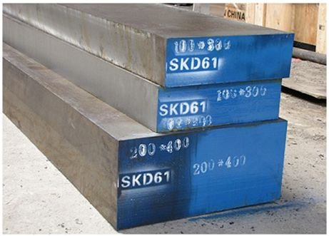 SKD 61 - Hot rolled mold steel with high quality contact: +84986257823