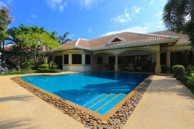 Luxurious Jomtien Park Villa in perfect condition