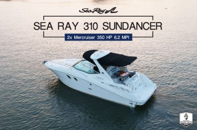 2007 Sea Ray 310 Sundancer Excellent condition for sale