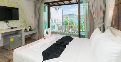 4802241 Large Patong Boutique Hotel by the Sea