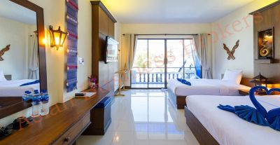4802035 Small Conveniently Located Kata Resort, Phuket