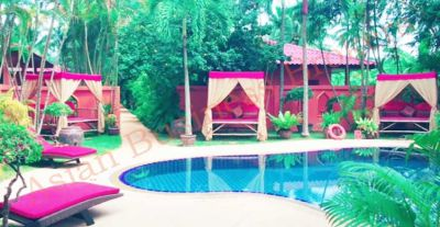 6704070 Boutique Villa Resort for Freehold Sale MaeNam, Koh Samui