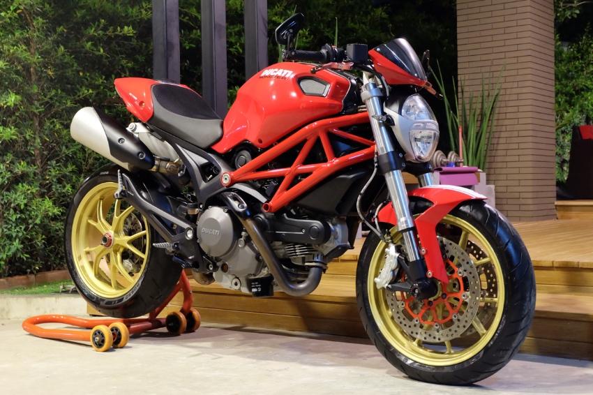 2009 Ducati Monster 1100 S Standard for sale on 2040-motos