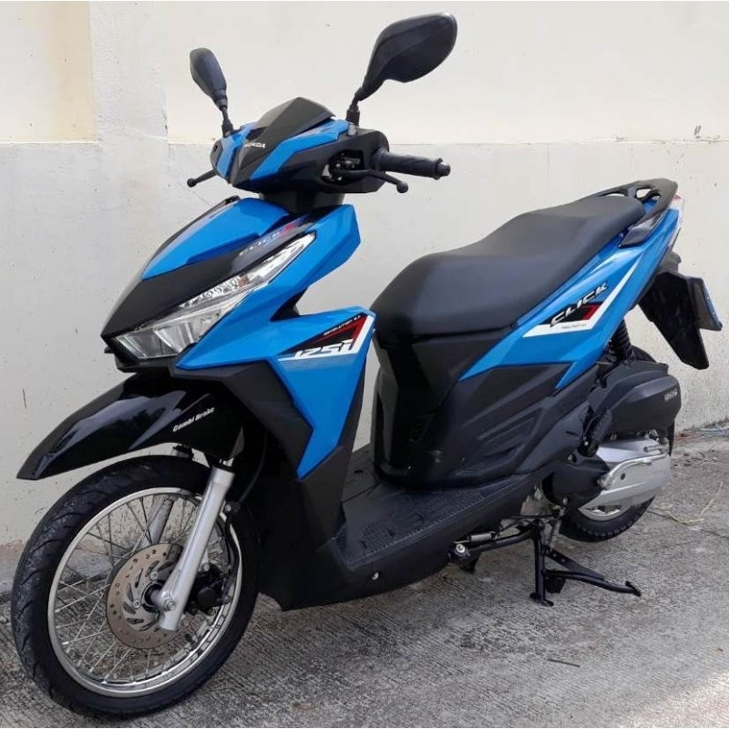 Honda Click 125 rent start 1.700 ฿/M (6 Month contract paid in 1 time)