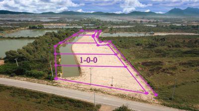 Land 1 rai for sale in Pranburi