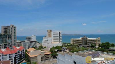 #851 1 Bedroom Sea view Condo For Rent @ Amari Residence Pattaya