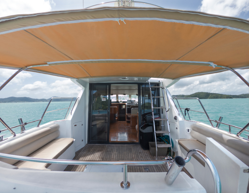 Seahawk 47 Private boat phuket for rent